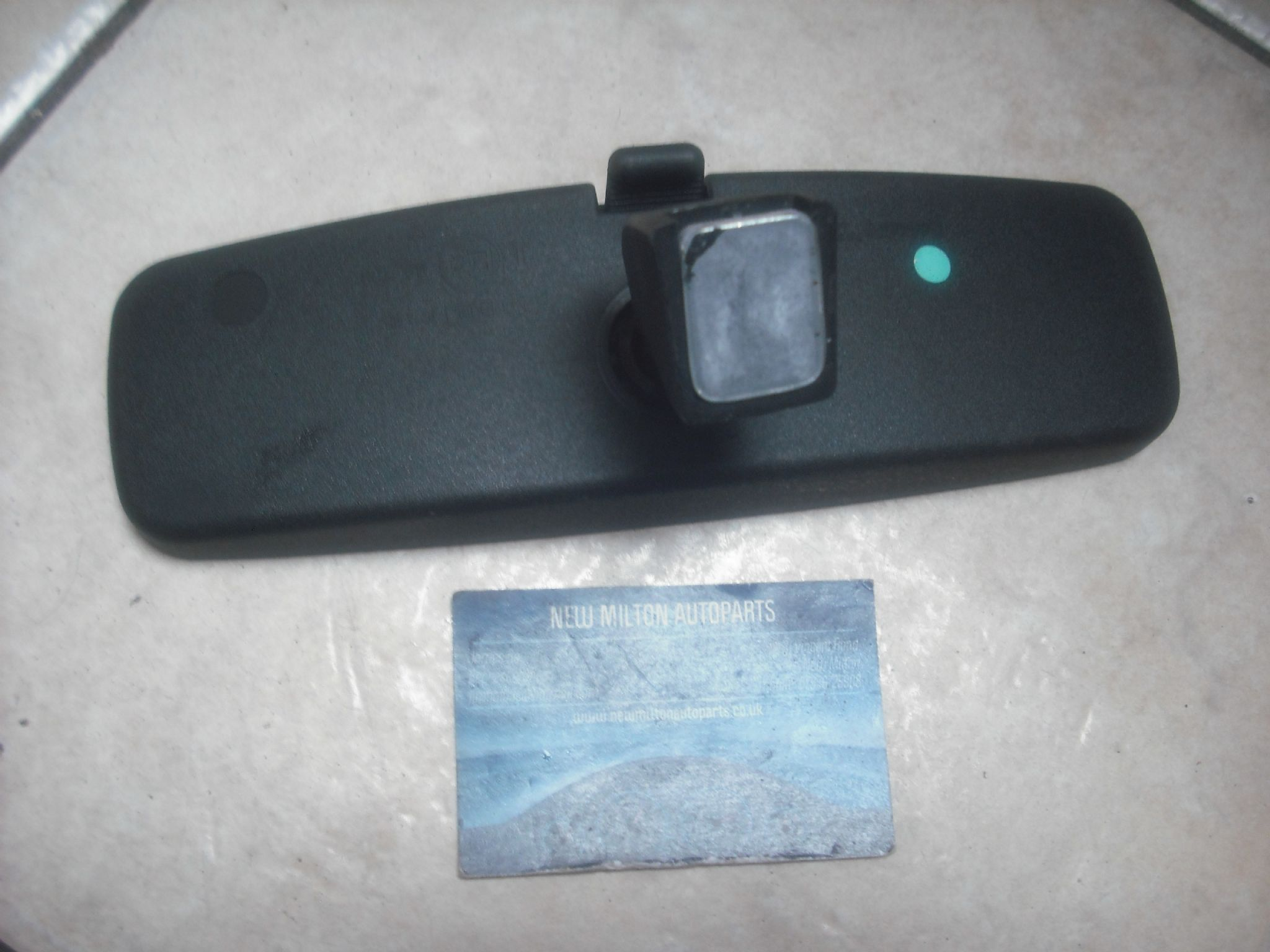 A Genuine Smart Car Forfour Passion Interior Rear View Mirror Made